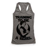Training To Be A Rebel