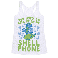 Call Me On My Shell Phone