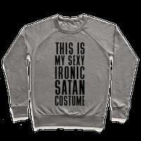 This Is My Sexy Ironic Satan Costume