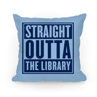 Straight Outta the Library