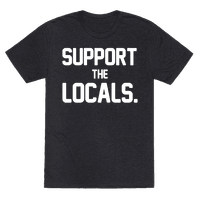 Support the Locals