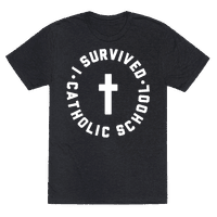 I Survived Catholic School