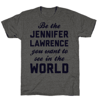 Be The Jennifer Lawrence