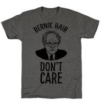 Bernie Hair Don't Care
