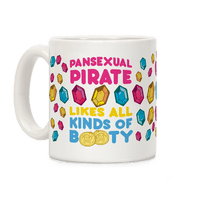 Pansexual Pirate Likes All Kinds Of Booty