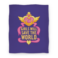 Girls Will Save The World