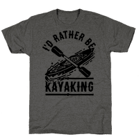 I'd Rather Be Kayaking Tee