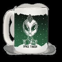 Space Trash Mug
