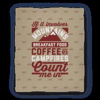 Count Me In (Blanket)