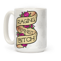 Raging Feminist Bitch Mug
