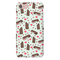 Neapolitan Ice Cream Sandwich Pattern Case