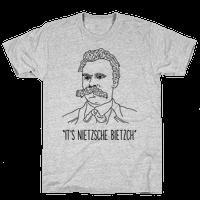 It's Nietzsche Bietzsche