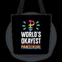 World's Okayest Pansexual