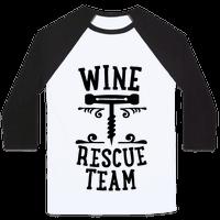 Wine Rescue Team
