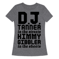 DJ Tanner In The Streets