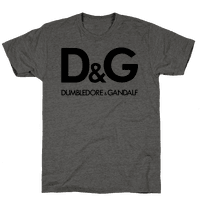 D & G (Dumbledore and Gandalf)