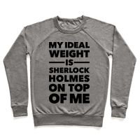 Ideal Weight (Sherlock Holmes)