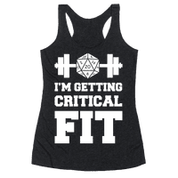 I'm Getting Critical Fit