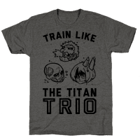 Train Like The Titan Trio