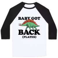 Baby Got Back Plates