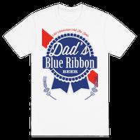 Dad's Blue Ribbon