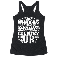 Windows Down Country Up