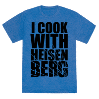 I Cook With Heisenberg