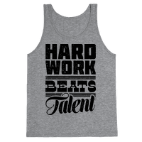 Hard Work Beats Talent