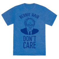 Bernie Hair Don't Care Tee