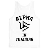 Alpha In Training