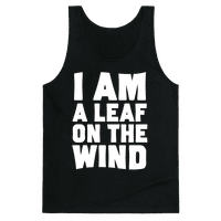 I Am A Leaf On The Wind