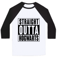 Straight Outta Hogwarts Baseball