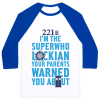 I'm The Superwholockian Your Parents Warned You About