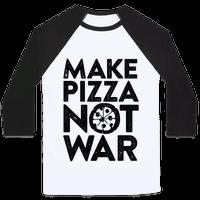 Make Pizza Not War