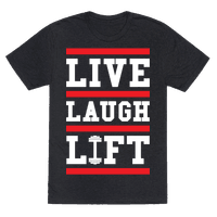 Live Laugh Lift