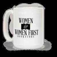 Women & Women First Mug