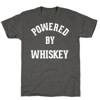 Powered By Whiskey