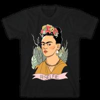 Frida #Selfie