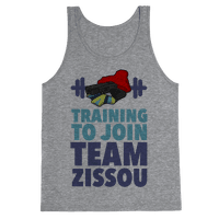 Training to Join Team Zissou
