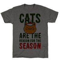 Cats are the Reason for the Season