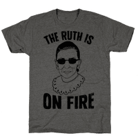 The Ruth Is On Fire (Vintage)