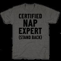 Certified Nap Expert