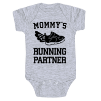 Mommy's Running Partner Baby