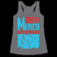 Merican Flag