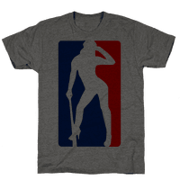 Cleat Chaser (Sexy NBA Logo Parody)