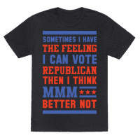 Republican MMM Better Not