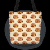 Cheeseburger Pattern