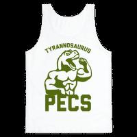Tyrannosaurus Pecs