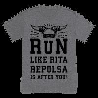 RUN! Like Rita Repulsa is after you!