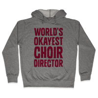 World's Okayest Choir Director